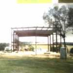 In May 1987 the building committee signed a contract for the 40' X 80' activities building.  The church was incorporated in June 1987 in the name of First Baptist Church of Elston, Inc.