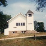 August 6, 1961 with a full time program in mind the Sardis Baptist congregation moved to an adjacent one hundred year old school building purchased at a public auction.