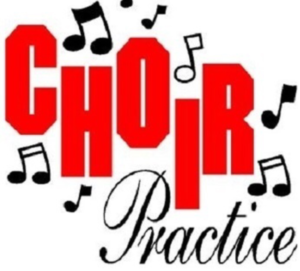 Choir Practice @ First Baptist Church of Elston